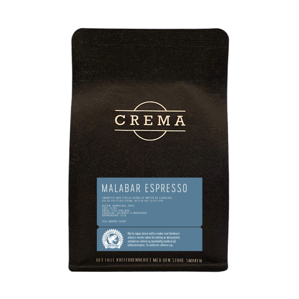 Monsooned Malabar Espresso HB